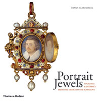 Portrait Jewels: Opulence and Intimacy from the Medici to the Romanovs Cover