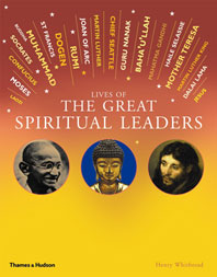 Lives of the Great Spiritual Leaders Cover