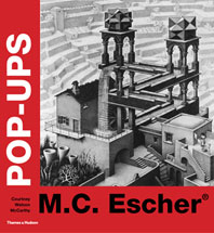M. C. Escher Pop-Ups Cover