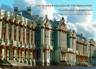The Summer Palaces of the Romanovs: Treasures from Tsarskoye Selo Cover