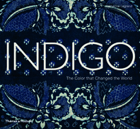 Indigo: The Color that Changed the World Cover