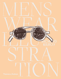 Menswear Illustration Cover