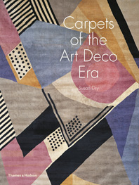 Carpets of the Art Deco Era Cover