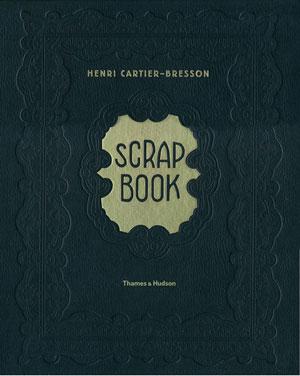 Henri Cartier-Bresson: Scrapbook Cover