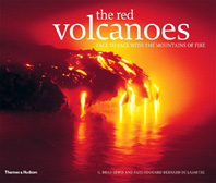 The Red Volcanoes: Face to Face with the Mountains of Fire Cover