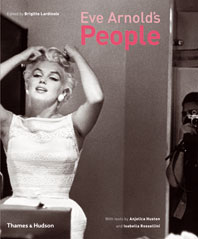 Eve Arnold's People Cover