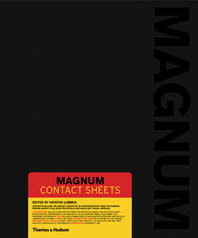Magnum Contact Sheets Cover