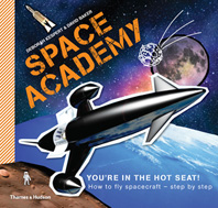 Space Academy: How to fly spacecraft step by step Cover