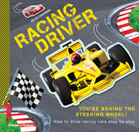 Racing Driver: How to drive racing cars step by step Cover