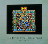 Gold Jewelry from Tibet and Nepal Cover
