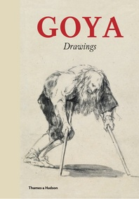 Goya Drawings Cover