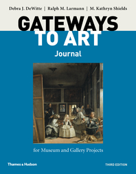 Gateways to Art's Journal for Museum and Gallery Projects Cover