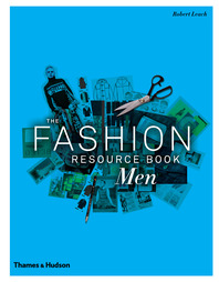 The Fashion Resource Book: Men Cover