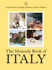 The Monocle Book of Italy Cover
