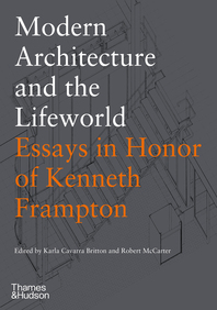Modern Architecture and the Lifeworld Cover