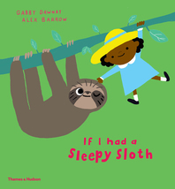 If I Had a Sleepy Sloth Cover