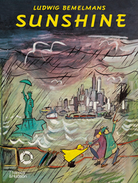 Sunshine: A Story About the City of New York Cover
