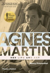 Agnes Martin: Her Life and Art Cover