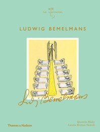 Ludwig Bemelmans: The Illustrators Cover
