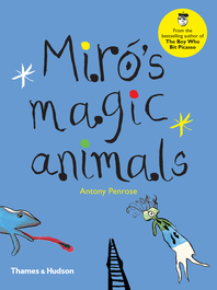 Miró's Magic Animals Cover