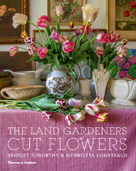 The Land Gardeners: Cut Flowers Cover