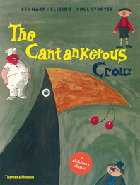 The Cantankerous Crow Cover