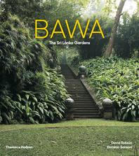 Bawa: The Sri Lanka Gardens Cover