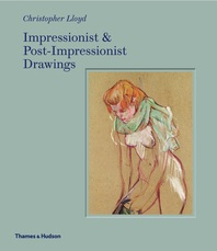 Impressionist & Post-Impressionist Drawing Cover