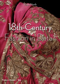 18th-Century Fashion in Detail Cover