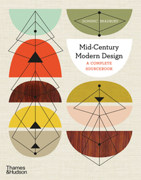 Mid-Century Modern Design: A Complete Sourcebook Cover
