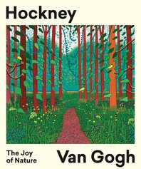 Hockney - Van Gogh: The Joy of Nature Cover