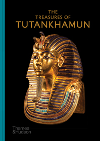 The Treasures of Tutankhamun Cover
