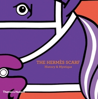 The Hermes Scarf: History & Mystique Cover