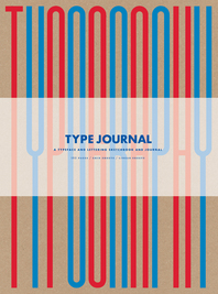 Type Journal: A Typeface and Lettering Sketchbook Cover