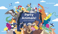 Party Animals! Cover