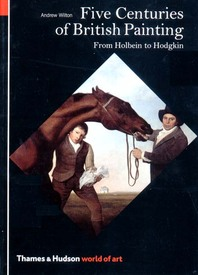 Five Centuries of British Painting: From Holbein to Hodgkin Cover