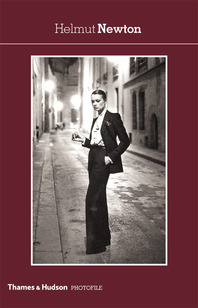 Helmut Newton Cover