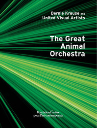 The Great Animal Orchestra Cover