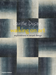 Walking on Art: Explorations in Carpet Design Cover