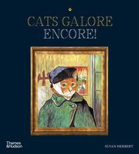 Cats Galore Encore: A New Compendium of Cultured Cats Cover