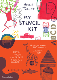 My Stencil Kit Cover