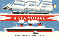 A Sea Voyage Cover