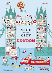Mice in the City: London Cover