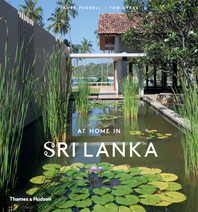 At Home in Sri Lanka Cover