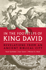 In the Footsteps of King David: Revelations from an Ancient Biblical City Cover