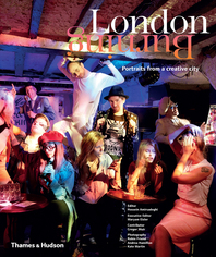 London Burning: Portraits from a Creative City Cover