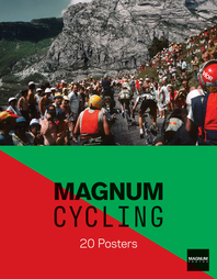 Magnum Photos: Cycling Posters Cover