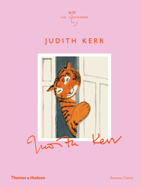 Judith Kerr: The Illustrators Cover