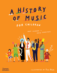 A History of Music for Children Cover
