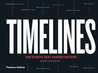 Timelines: The Events that Shaped History Cover